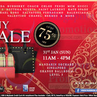 Read more about Nimeshop Branded Handbags Sale @ Mandarin Orchard 31 Jan 2016