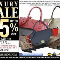 Read more about Nimeshop Branded Handbags Sale @ Mandarin Orchard 10 Jan 2016