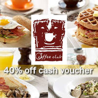 Read more about O'Coffee Club 40% Off Cash Voucher Deal Redeemable @ 14 Outlets From 13 Jan 2016