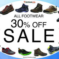 Read more about Outdoor Life 30% Off All Footwear (Timberland, North Face & More) 17 - 31 Jan 2016
