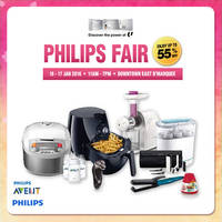 Read more about Philips Fair For NTUC Members @ Downtown East 16 - 17 Jan 2016