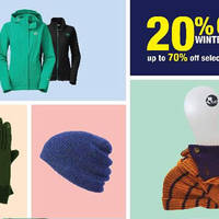 Read more about Planet Traveller 20% Off All Winter Wear From 14 Jan 2016