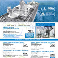 Read more about Royal Caribbean Roadshow @ Junction 8 5 - 10 Jan 2016