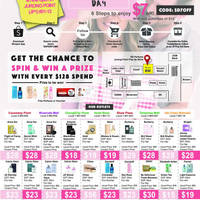 Read more about SD Perfume Pop Up Store @ Jurong Point 16 Jan - 14 Mar 2016
