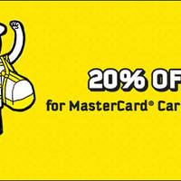 Read more about Scoot Up To 20% OFF Promo Code For MasterCard Cardholders 15 - 21 Jan 2016