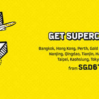 Read more about Scoot fr $6 Promo Fares 22 - 24 Jan 2016