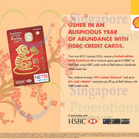 Read more about Shell Stations Spend $80 & Get NETS Limited Edition Cashcard For HSBC Credit Cardmembers 18 - 31 Jan 2016