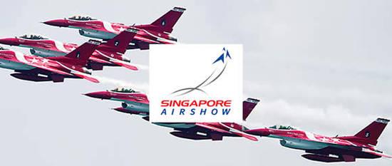 Singapore Airshow 22 Jan 2016