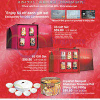 Read more about Skylight Abalone Gift Sets Offers for DBS Cardmembers @ Esso 19 Jan - 8 Feb 2016