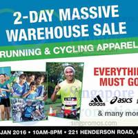 Read more about Spectrum Worldwide Sports Apparel Warehouse Sale 28 - 29 Jan 2016