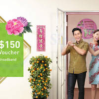 Read more about Starhub Free $150 Voucher With Selected Fibre Broadband Sign-up From 9 Jan 2016