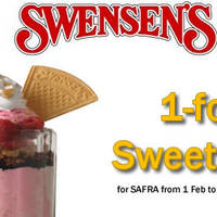 Read more about Swensen's 1-for-1 Sweet Treats For SAFRA @ Waterway Point 1 Feb - 31 May 2016