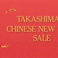 Read more about Takashimaya Chinese New Year Sale 14 Jan - 22 Feb 2016