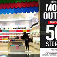 Read more about The Paper Stone 50% Off Storewide @ Jurong Point 21 - 28 Jan 2016