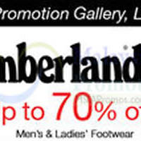 Read more about Timberland Up To 70% Off Footwear @ Isetan Scotts 5 - 11 Feb 2016
