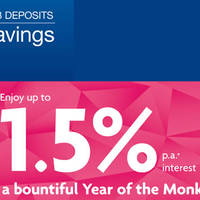 Read more about UOB up to 1.5% p.a. Deposit Promo 2 Jan - 29 Feb 2016