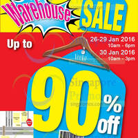 Read more about Veeko & Wanko Warehouse Sale 26 - 30 Jan 2016