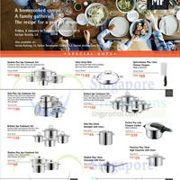 Read more about WMF Kitchenware Promo Offers @ Isetan 8 - 26 Jan 2016