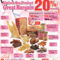 Read more about ZTP Ginseng Birdnest Over 20% Off Abalones From 21 Jan 2016
