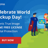 Read more about Acronis 1-for-1 True Image Backup Software Promotion 26 Feb - 12 Apr 2016