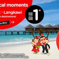 Read more about Air Asia fr $1* Promo Fares 1 - 14 Feb 2016
