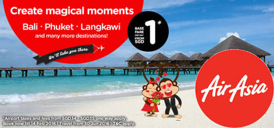 Air Asia Feat 1 Feb 2016
