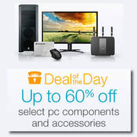 Read more about Amazon.com Up to 60% Off Selected Computer Products 24hr Deal 29 Feb - 1 Mar 2016