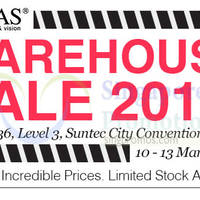 Read more about Atlas (Bose) Warehouse Sale @ Suntec 11 - 13 Mar 2016