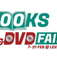 Big Box Books & Movie Fair 7 - 21 Feb 2016