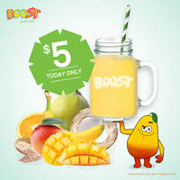 Read more about Boost Juice Bars $5 Oh! Mangoodness 1-Day Offer 26 Feb 2016
