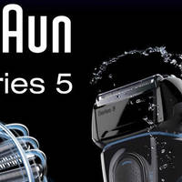 Read more about Braun 69% Off Series 5 5040s Men's Electric Foil Shaver Wet/Dry 24hr Deal 5 - 6 Mar 2016