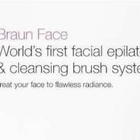 Read more about Braun 64% Off Face 810 Facial Epilator & Facial Cleansing Brush 24hr Promo 17 - 18 Feb 2016