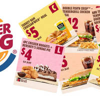Burger King Dine-in Discount Coupons 11 Feb - 30 Mar 2016