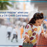 Read more about Citibank Apply For Credit Card & Get $80 Taka Voucher 17 Feb - 15 May 2016