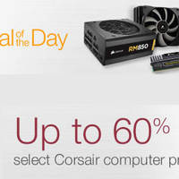 Corsair Computer Products Up To 60% Off 24hr Promo 9 - 10 Feb 2016