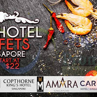 Read more about Deal.com.sg Hotel Buffets From $22 Flash Sale From 5 Feb 2016
