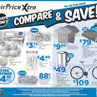 "Read more about FairPrice 4-Day Specials (Aleoca 26"" Bicycle, Branded 1TB Ext HDD & More) 19 - 22 Feb 2016"