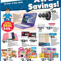 Read more about FairPrice $349 HP Notebook, $70 120GB SSD & More IT Offers 25 Feb - 9 Mar 2016