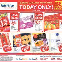 Read more about Fairprice 1-Day CNY Deals (KitKat, Ribena, Okeanoss Frozen Abalone & More) 3 Feb 2016