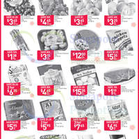 Fairprice 3-Day Specials (Emerald Canada Scallops, Yusheng & More) 12 - 14 Feb 2016