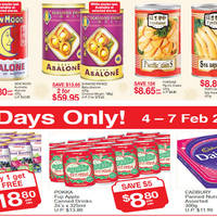 Read more about Fairprice Abalones (New Moon, Diamond Prince) & Other CNY Offers 4 - 17 Feb 2016