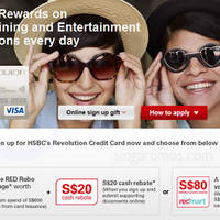Read more about HSBC Revolution Card Apply & Get FREE Samsonite Luggage worth $335 1 Feb - 31 Mar 2016