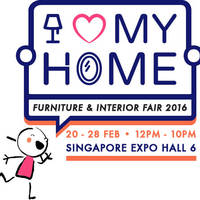 Read more about I Love My Home Furniture & Interior Fair @ Expo 20 - 28 Feb 2016