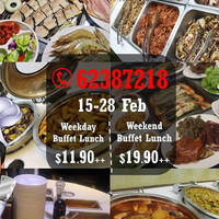 Read more about I'm KIM Korean BBQ fr $11.90++ Lunch Buffet Promo 15 - 28 Feb 2016