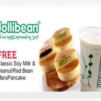 Jollibean FREE Pancake Set Giveaway For Singtel Customers 12 Feb - 12 Mar 2016