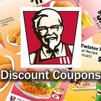 Read more about KFC Dine-in & Takeaway Discount Coupons 18 Feb - 31 Mar 2016