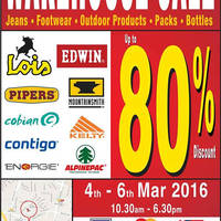Read more about Lachmann Marketing Warehouse Sale 4 - 6 Mar 2016