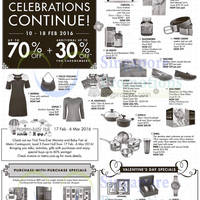 Read more about Metro Post Lunar New Year Sale 10 - 18 Feb 2016