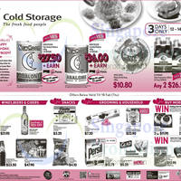 Cold Storage 3-Days Deals (New Moon Abalones, Nutella, Brand's & More) 12 - 14 Feb 2016
