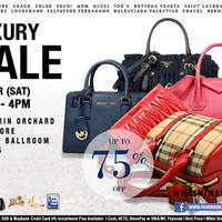 Read more about Nimeshop Branded Handbags Sale @ Mandarin Orchard 5 Mar 2016